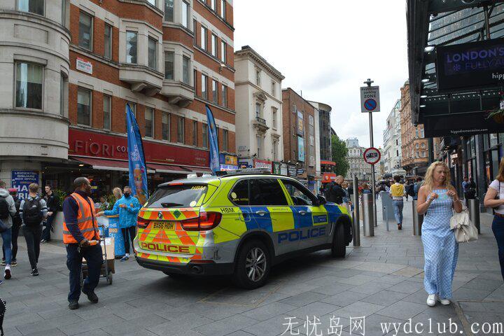 【2021英国疫情下的生活】伦敦恢复生机了吗?科芬园和卡纳比街遊记 旅游资讯 第2张