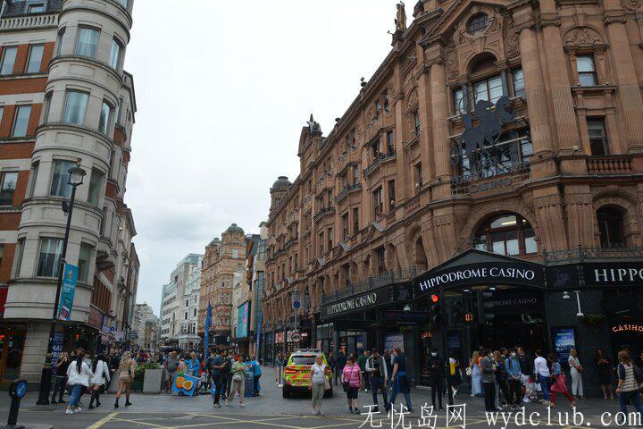 【2021英国疫情下的生活】伦敦恢复生机了吗?科芬园和卡纳比街遊记 旅游资讯 第3张