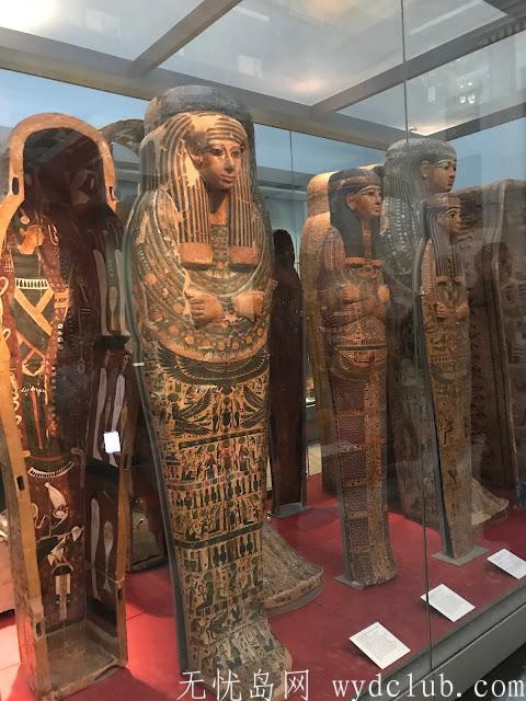 连埃及豔后都被带来 大英博物馆 BRITISH MUSEUM 埃及区木乃伊 (慎入) 旅游资讯 第4张