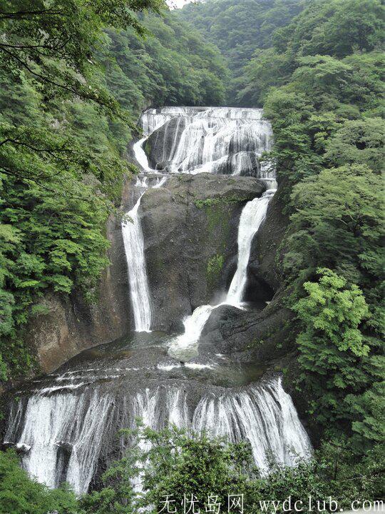 日本三大瀑布--袋田瀑布,华巖瀑布,那智瀑布 旅游资讯 第1张