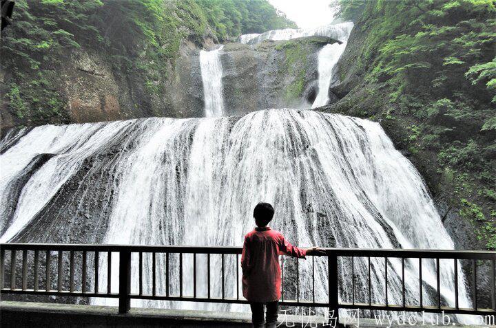 日本三大瀑布--袋田瀑布,华巖瀑布,那智瀑布 旅游资讯 第4张