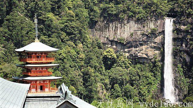 日本三大瀑布--袋田瀑布,华巖瀑布,那智瀑布 旅游资讯 第12张
