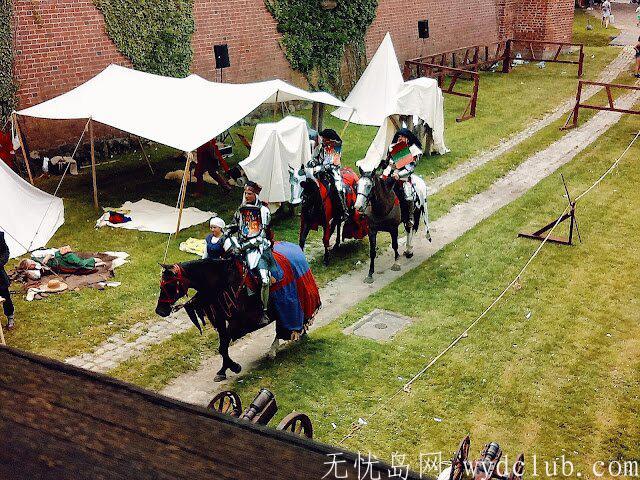 波兰旅遊 马尔堡围城战庆典 旅游资讯 第1张