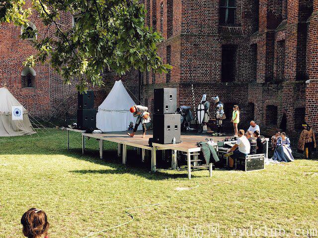 波兰旅遊 马尔堡围城战庆典 旅游资讯 第3张