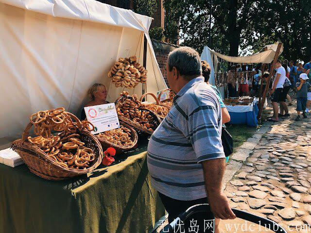 波兰旅遊 马尔堡围城战庆典 旅游资讯 第4张
