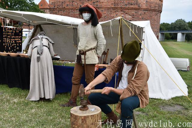 波兰旅遊 马尔堡围城战庆典 旅游资讯 第6张
